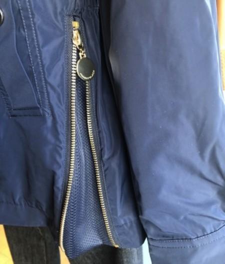 スプリングジャケット(PENNYBLACK)紺色