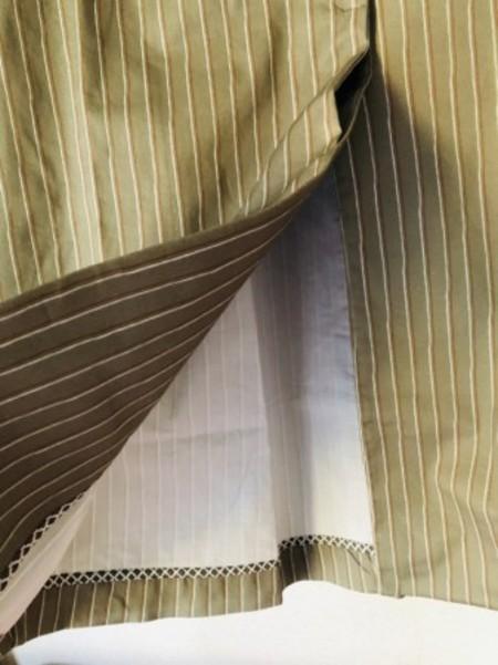 着心地の良い綿のスプリングコート(TreBarraBi)