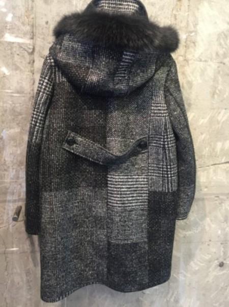 イタリア製秋冬物コート予約①