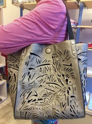 MARELLAマレーラ合成皮革BAG