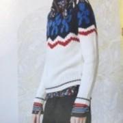 ワクワク感満載のセーター(PENNYBLACKペニーブラック)