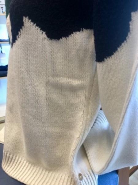 楽しい柄のセーター(PENNYBLACKペニーブラック)