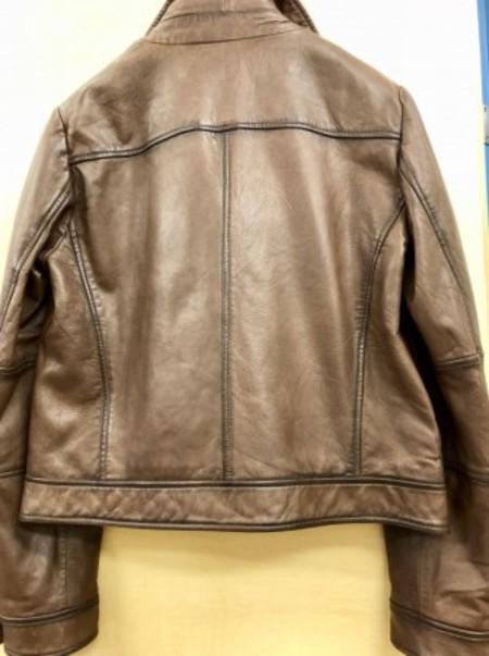 イタリアインポート革のジャケット(PENNYBLACKペニーブラック)